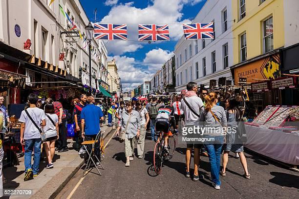 Notting Hill, Portobello Market