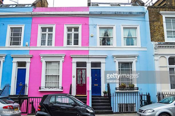 Notting Hill - residential neighborhood in London