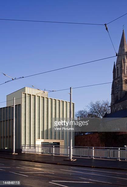 Nottingham Contemporary Arts Centre, Weekday Cross, Nottingham, Nottinghamshire, United Kingdom, Architect: Caruso St John Nottingham Contemporary...