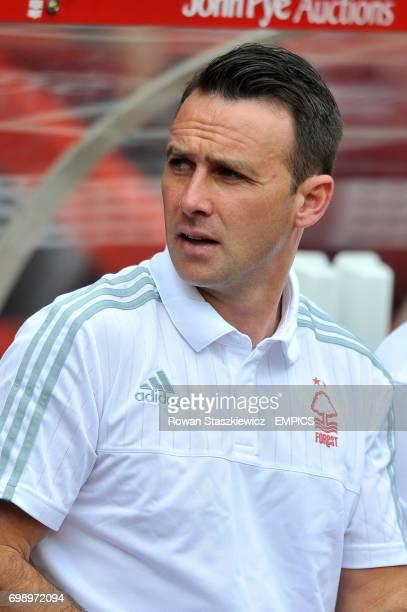 Nottingham Forest manager Dougie Freedman