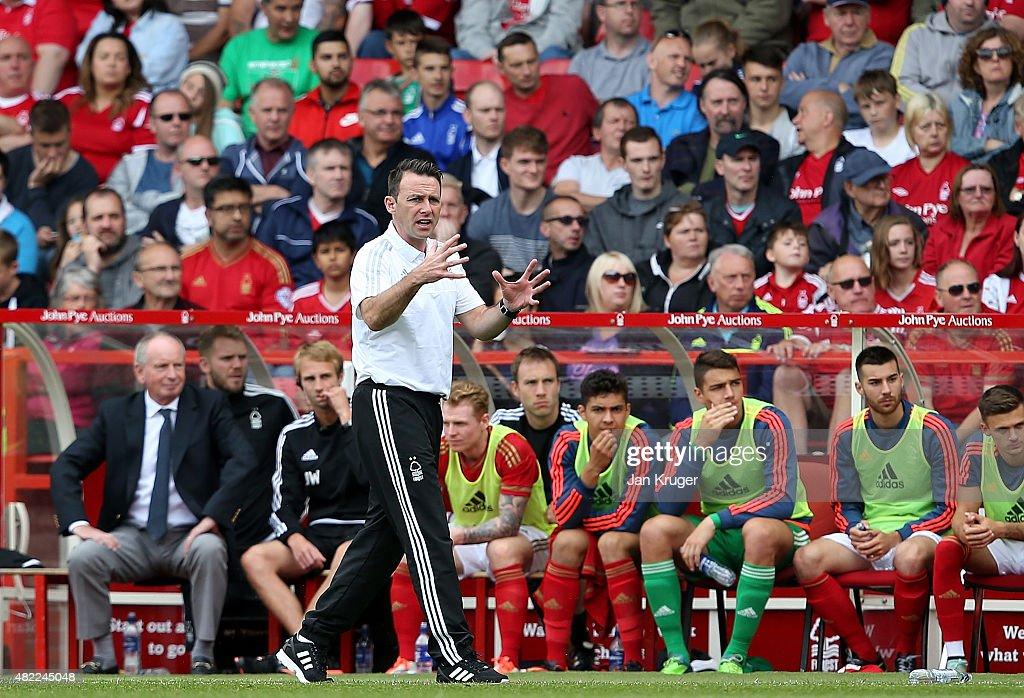 Nottingham Forest v Swansea City - Pre Season Friendly