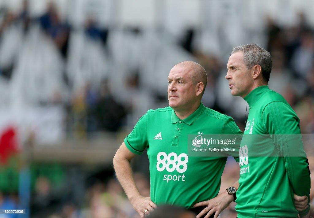 Derby County v Nottingham Forest - Sky Bet Championship