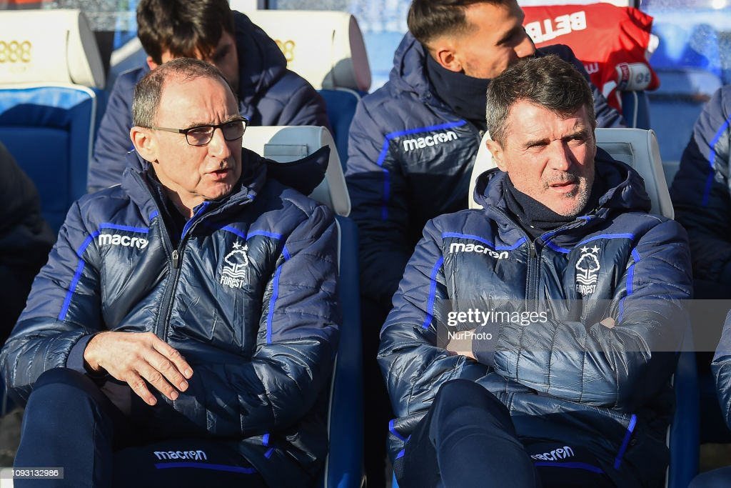 Birmingham City v Nottingham Forest - Sky Bet : News Photo