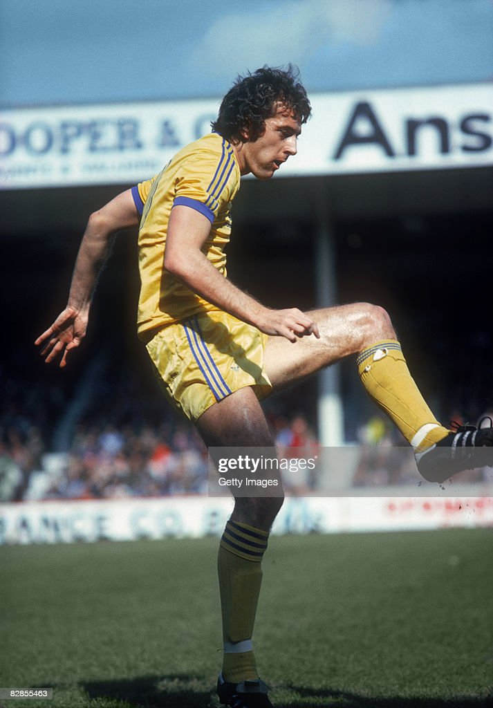Trevor Francis : News Photo