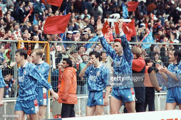 Nottingham Forest vs Southampton Zenith Data Cup final at Wembley 1992 Nottingham Forest won 32 after extra time with two goals from Scot Gemmill and...
