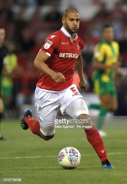 Nottingham Forest's Adlene Guedioura