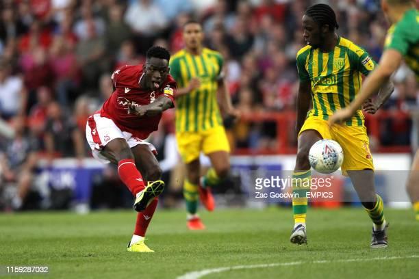 Nottingham Forest's Alfa Semedo Nottingham Forest v West Bromwich Albion Sky Bet Championship City Ground