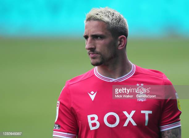 Nottingham Forest's Anthony Knockaert during the Sky Bet Championship match between Sheffield Wednesday and Nottingham Forest at Hillsborough Stadium...
