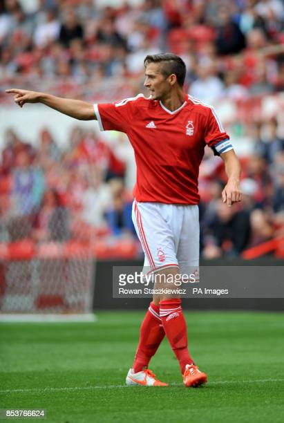 Nottingham Forest's Chris Cohen during the PreSeason friendly at The City Ground Nottingham PRESS ASSOCIATION Photo Picture date Saturday August 2...