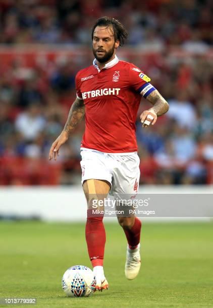 Nottingham Forest's Danny Fox