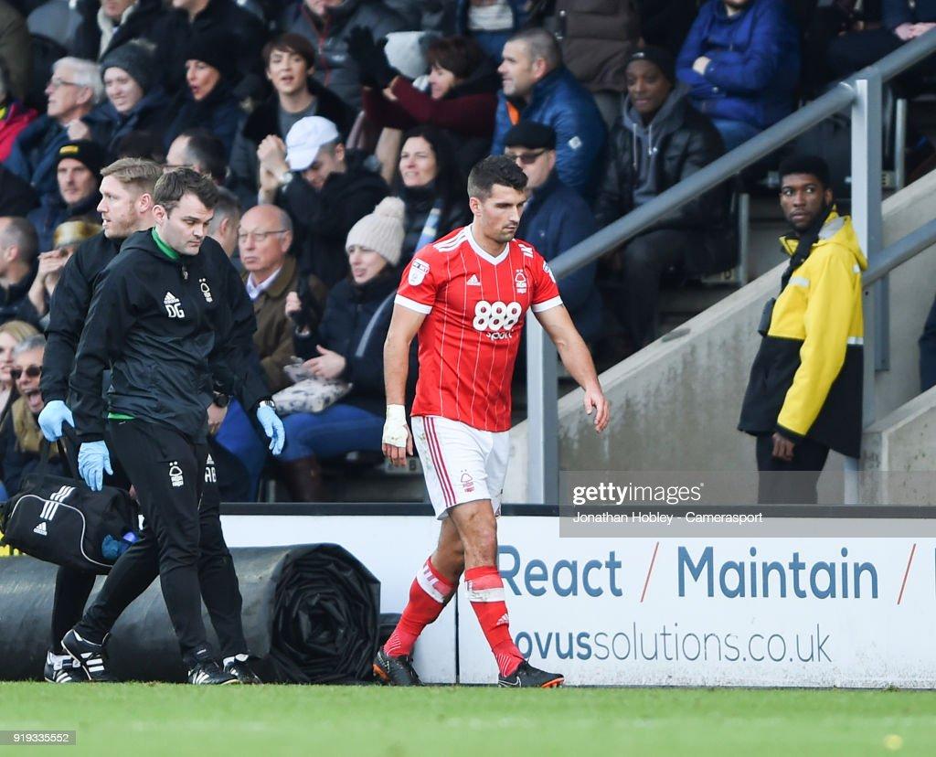 Burton Albion v Nottingham Forest - Sky Bet Championship : News Photo