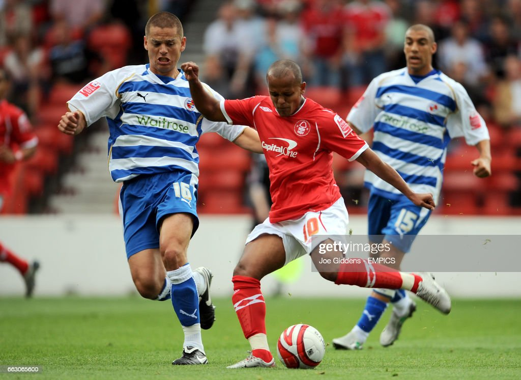 Image result for robert earnshaw forest reading