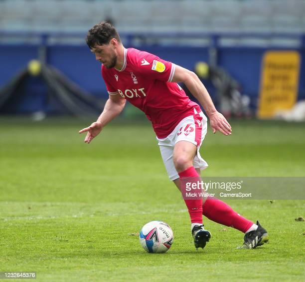 Nottingham Forest's Scott McKenna during the Sky Bet Championship match between Sheffield Wednesday and Nottingham Forest at Hillsborough Stadium on...