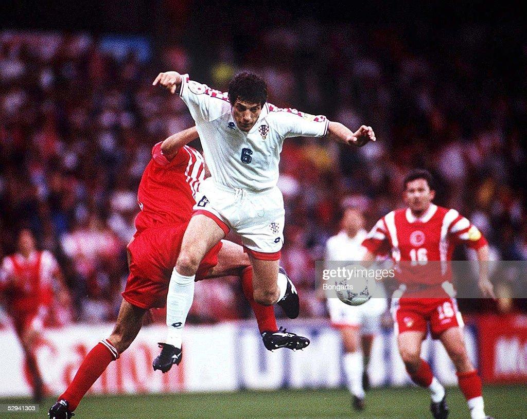 FUSSBALL: EURO 1996 TUR : News Photo