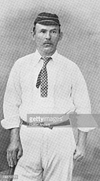Nottinghamshire and England cricketer Arthur Shrewsbury circa 1895 Shrewsbury shot himself in 1903 in the incorrect belief that he was suffering from...