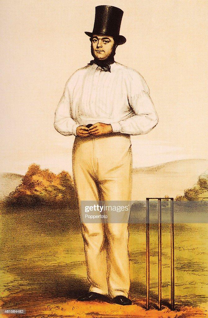 John Bickley  - Nottinghamshire Cricketer : News Photo