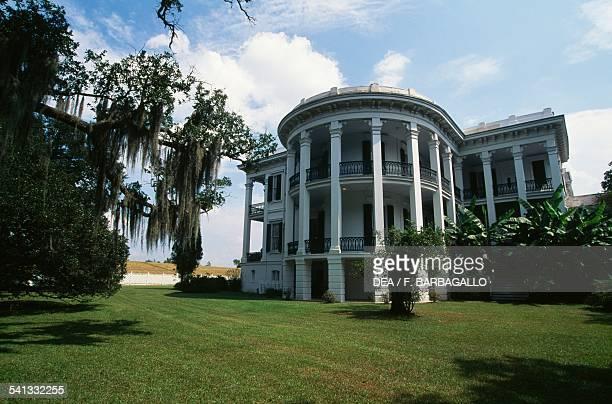 Nottoway Plantation House White Castle Louisiana United States of America