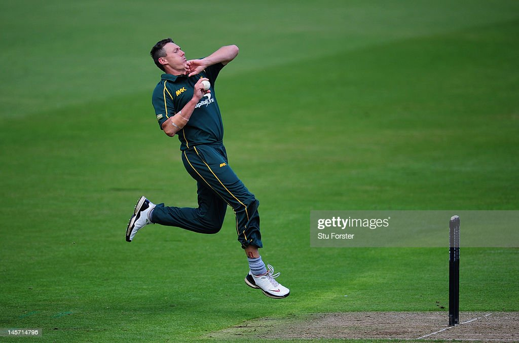 Nottinghamshire v Somerset - Clydesdale Bank Pro40