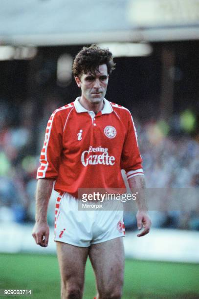 Notts County 10 Middlesbrough League Division Two Play Off 2nd Leg match at Meadow Lane Wednesday 22nd May 1991 Notts County win 21 on aggregate...