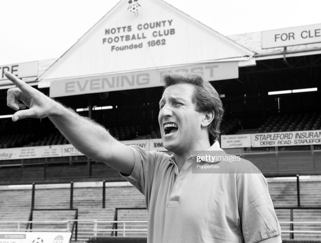 Neil Warnock - Notts County Manager : News Photo