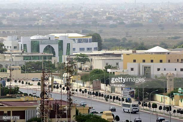 Nouakchott, Mauritania: Abdel Nasser Avenu