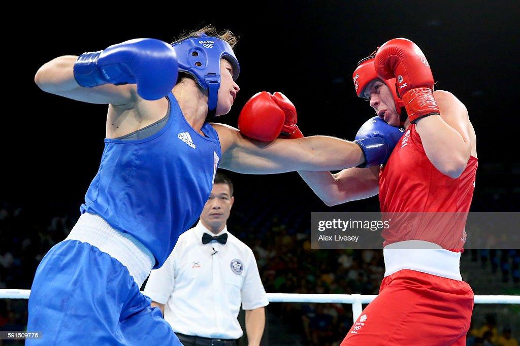 Boxing - Olympics: Day 12 : News Photo
