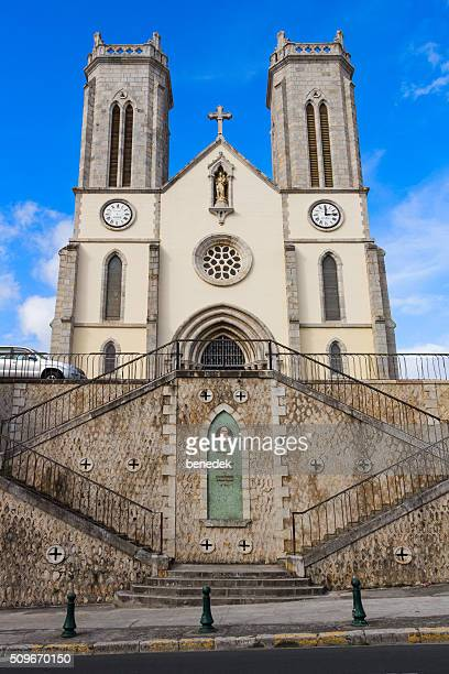 Noumea Cathedral New Caledonia