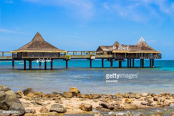 Noumea New Caledonia Stilt House Restaurant