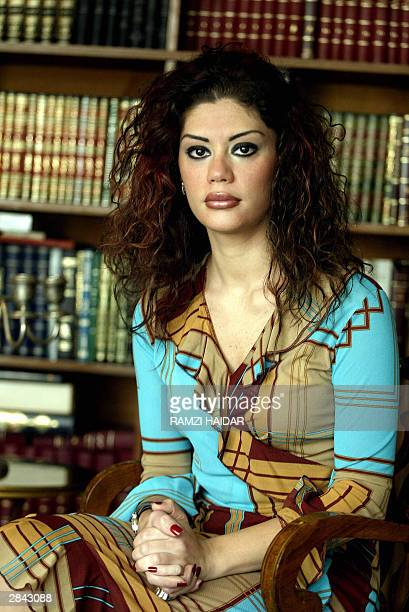Noura one of the seven daughters of the late Iraqi opposition figure Sheikh Taleb Suheil Tamimi who was assassinated in 1994 by Saddam Hussein's...
