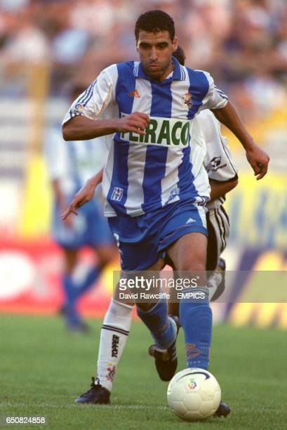 Noureddine Naybet Deportivo La Coruna