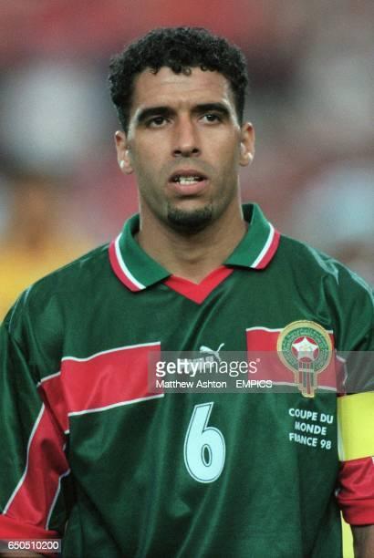 Noureddine Naybet Morocco