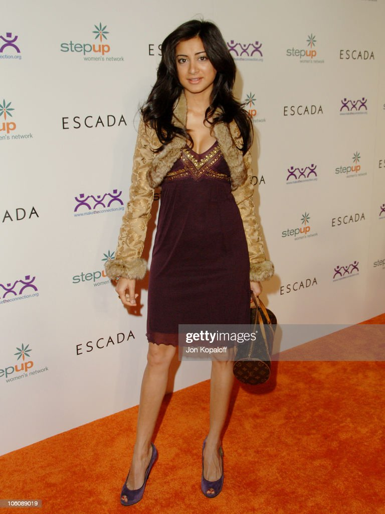 Step Up Women's Network Inspiration Awards Sponsored by Escada - Arrivals