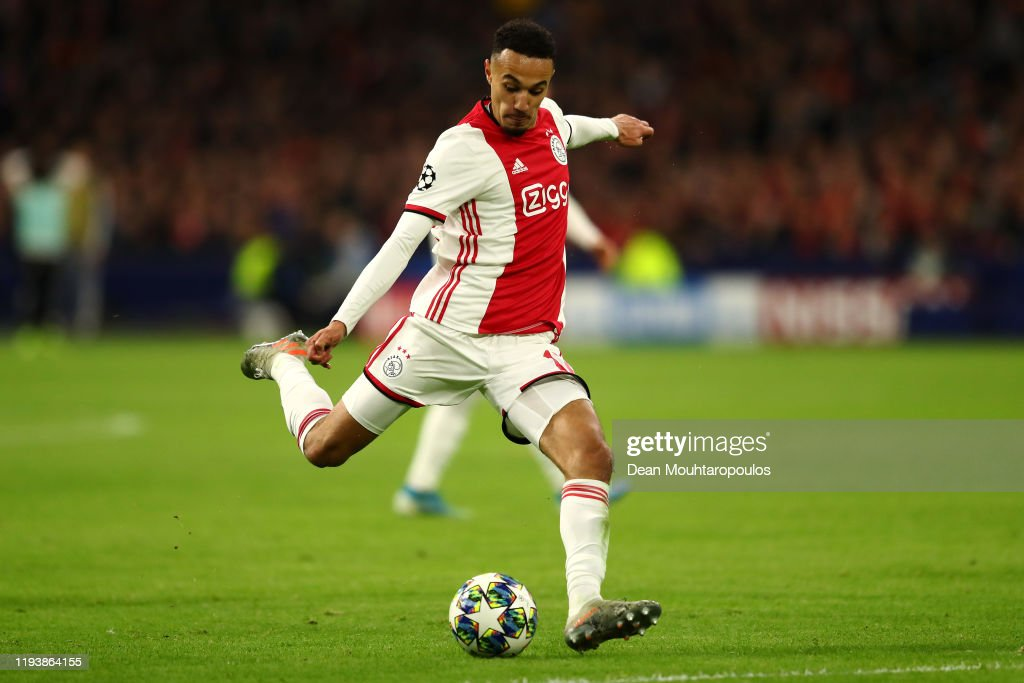 AFC Ajax v Valencia CF: Group H - UEFA Champions League : News Photo