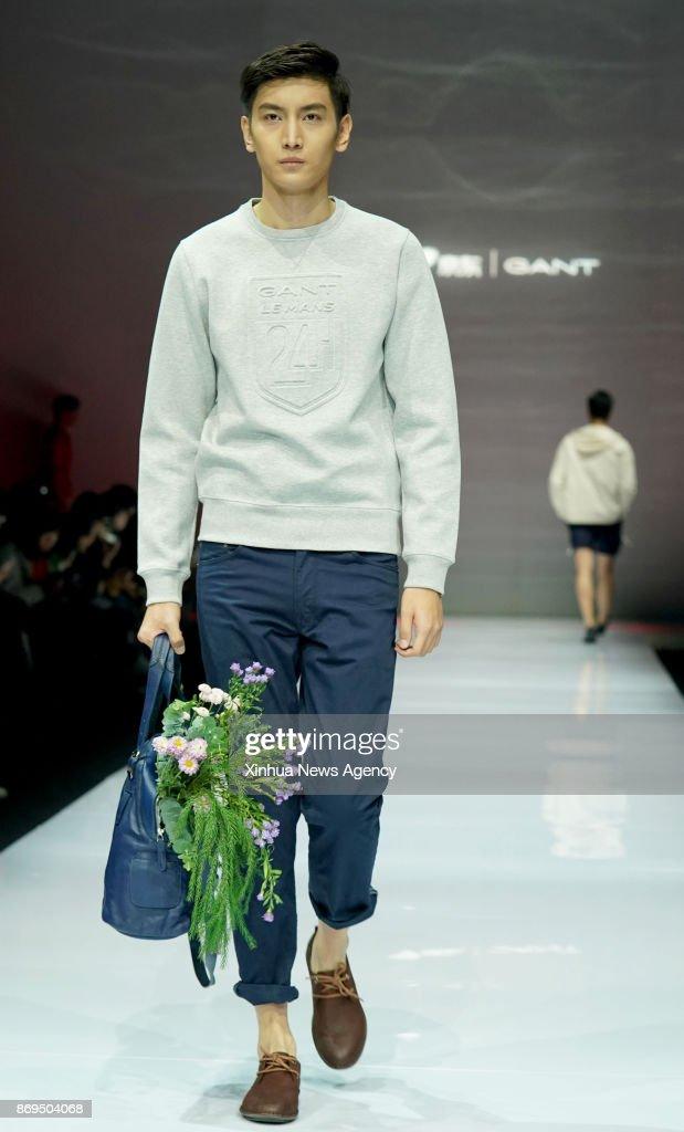 Gant fashion show 2018 67