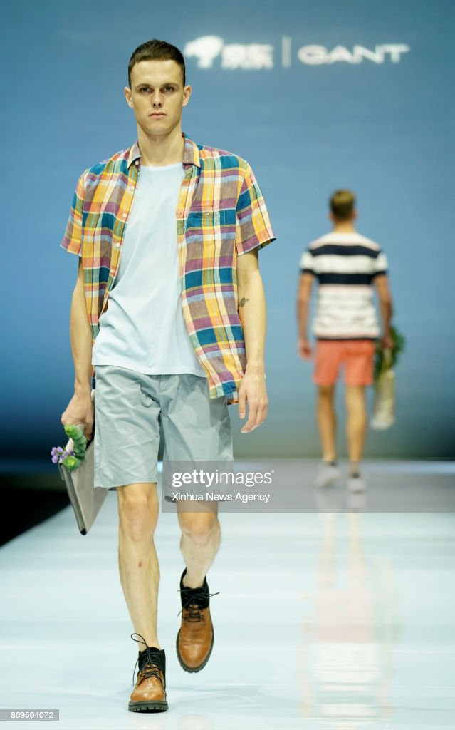 Gant fashion show 2018