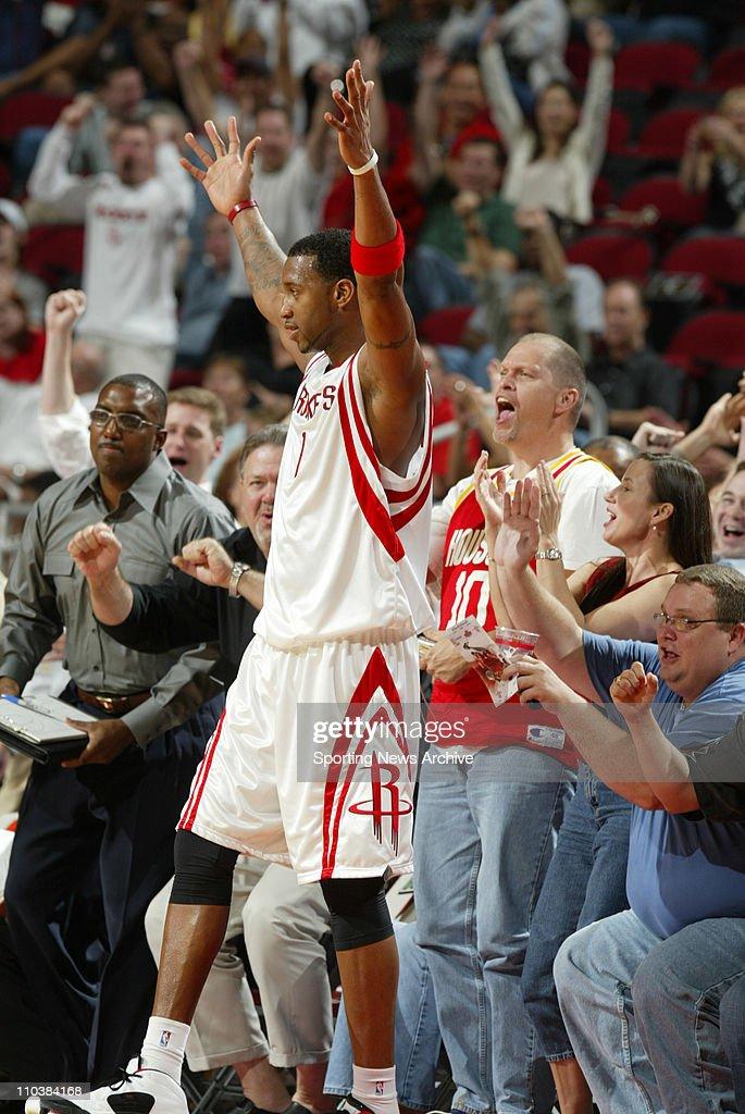 NBA: Knicks at Rockets 103-94 : News Photo