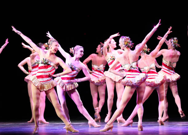 rockettes girls perform during the 2017 production of christmas spectacular show in radio city - Rockettes Christmas Show