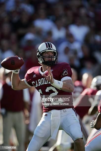 Nov 12 2005 Columbia SC USA University of Florida against the University of South Carolina BLAKE MITCHELL at WilliamsBrice Stadium South Carolina won...