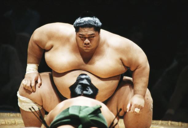 Konishiki  'The Dumptruck' of Hawaii