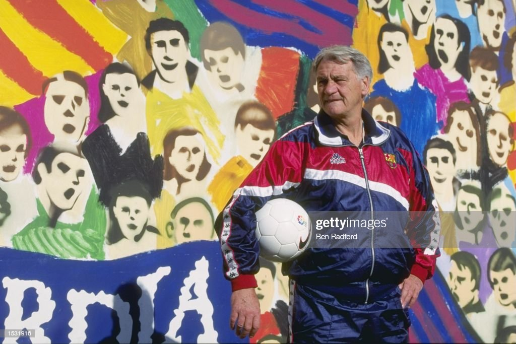 bobby robson feature : News Photo
