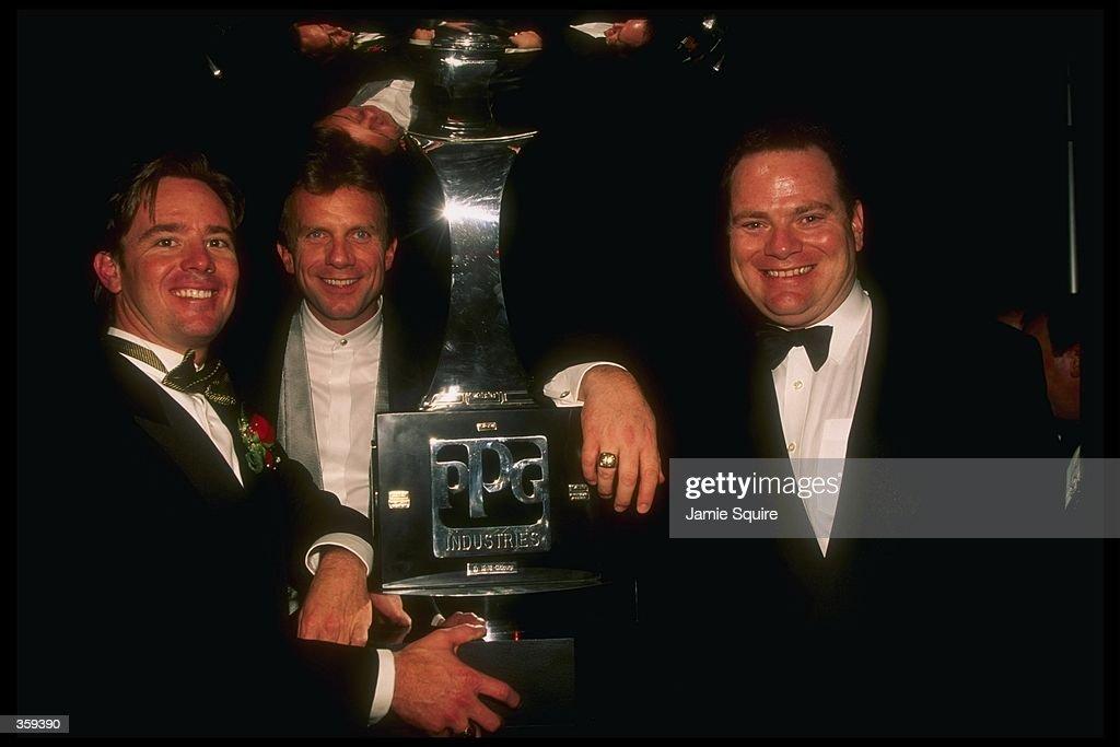 Indycar Awards : News Photo