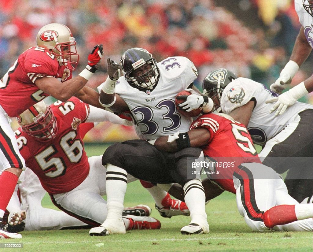 Image result for baltimore ravens 1996 49ers