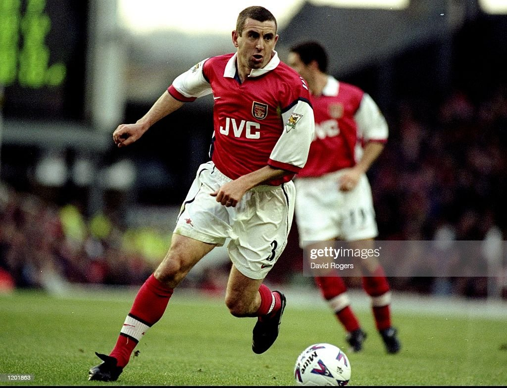 Nigel Winterburn : News Photo