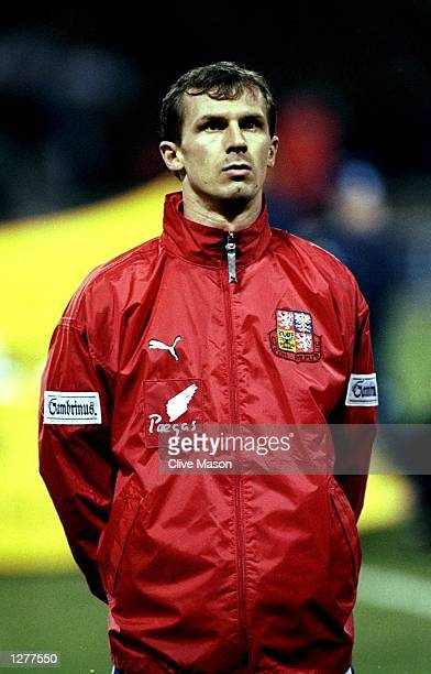 Portrait of Radoslav Latal of the Czech Republic lining up for the International friendly against England at Wembley in London Mandatory Credit Clive...