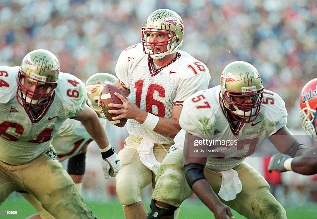 Chris Weinke #16 : News Photo