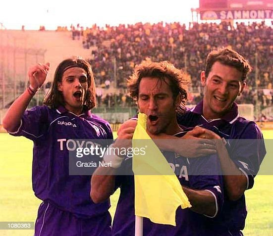 Fiorentina v Perugia : News Photo