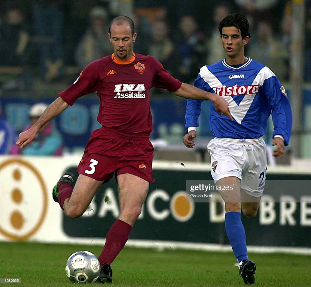 Brescia v Roma X : News Photo