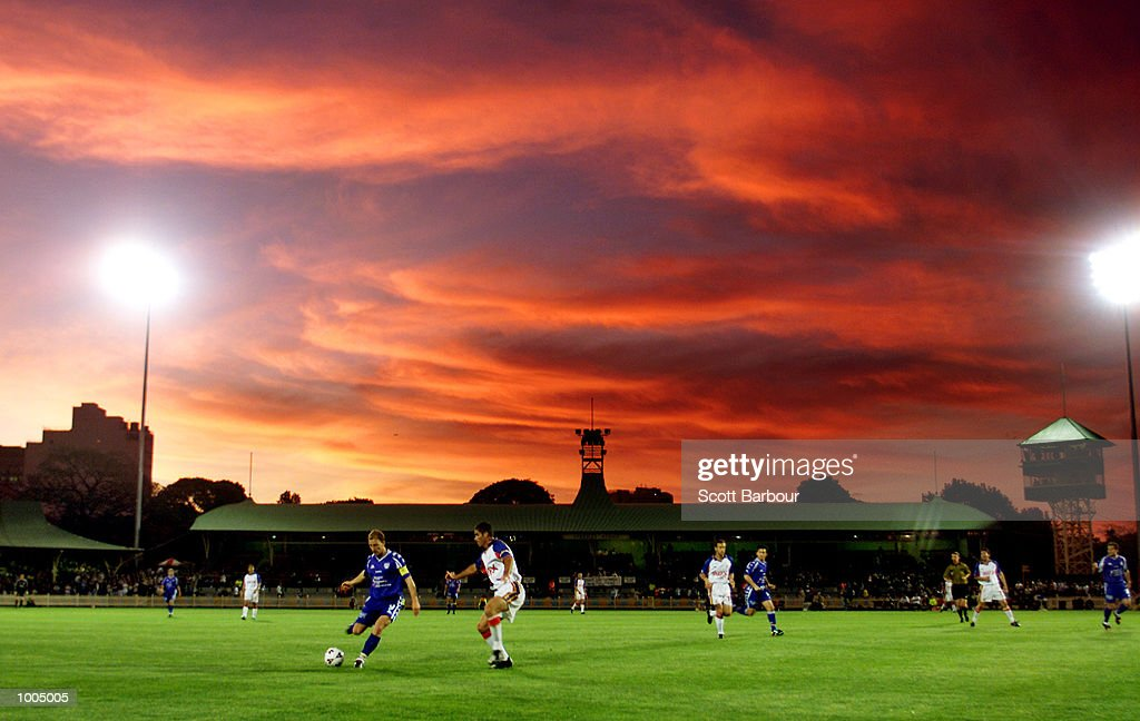 General view during the round 6 NSL match between Northern Spirit and South Melbourne played at North Sydney Oval in Sydney, Australia. Northern Spirit defeated South Melbourne 1-0. DIGITAL IMAGE. Mandatory Credit: Scott Barbour/ALLSPORT