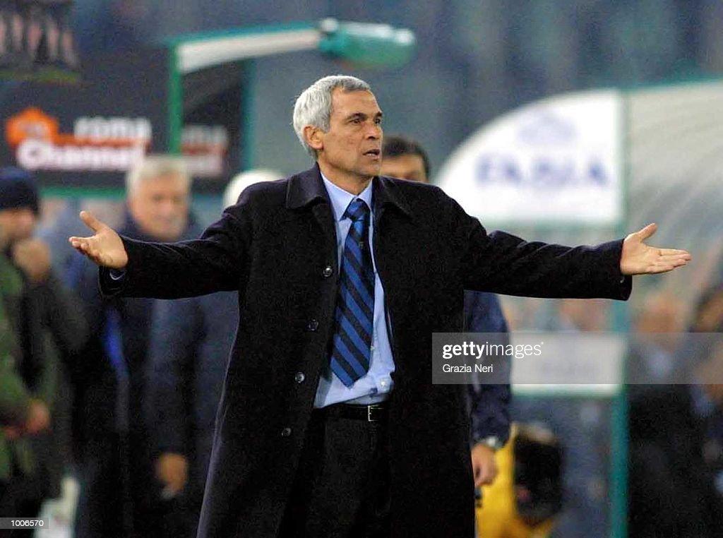 Roma v Inter Milan X : News Photo