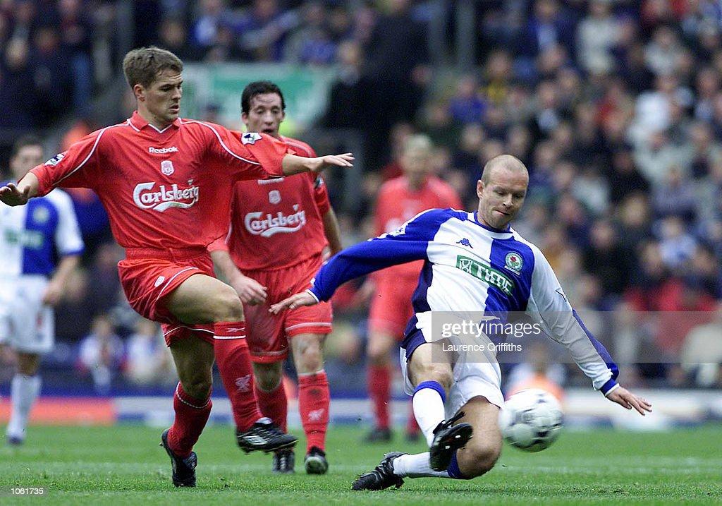 Blackburn v Liverpool X : News Photo